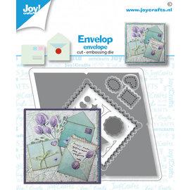 Joy!Crafts Stans-embosmal - Envelop
