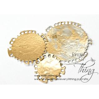 Joy!Crafts Stansmal- Noor - Scrap - Grungy cirkelmal