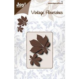 Joy!Crafts Stansmal - Noor - VF - Kastanjebladeren