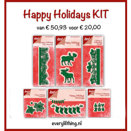 Joy!Crafts Happy Holidays KIT