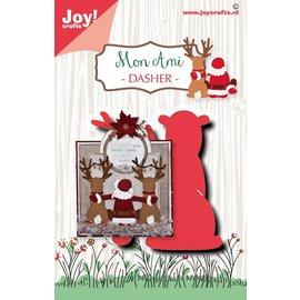 Joy!Crafts Stansmal - Noor - Mon Ami - Rendier Dasher