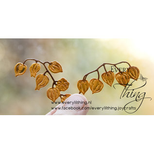 Joy!Crafts Stans-embosmal - Lampionplant