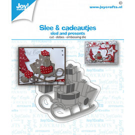 Joy!Crafts Stans-debos-embosmal - Slee & Cadeautjes