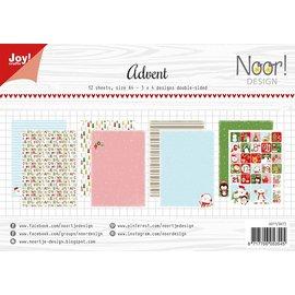 Joy!Crafts Papierset - Noor - Design Advent