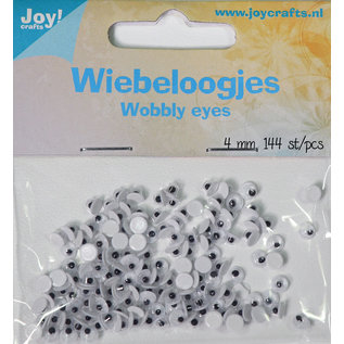 Joy!Crafts Wiebeloogjes rond 4mm