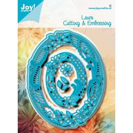 Joy!Crafts Stans-embosmal - Noor - Laura