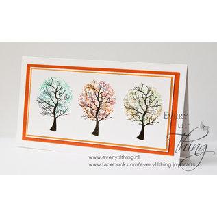 Joy!Crafts Clearstamp - Noor - Autumn Tree
