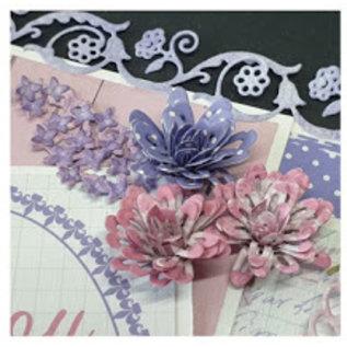 Joy!Crafts Snijstencil - Bille's Wikkelbloemen