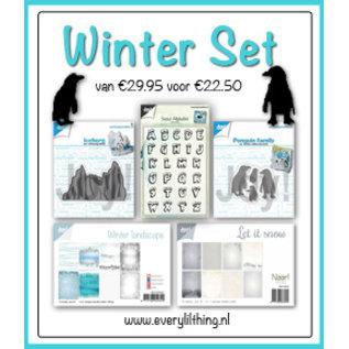 Joy!Crafts Winter SET