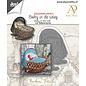 Joy!Crafts Stans-debossing mal -  Anton Pieck - Baby in de wieg
