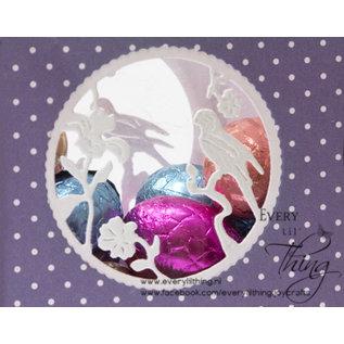 Joy!Crafts Stans-debos-embossing mal - Vogels & Bloemen