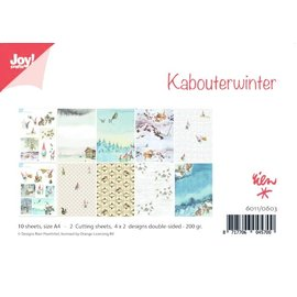 Joy!Crafts Kabouterwinter