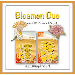 Joy!Crafts Bloemen Duo