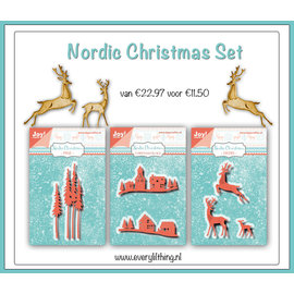 Joy!Crafts Nordic Christmas Set