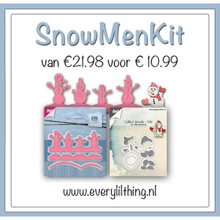 Joy!Crafts SnowMen Kit