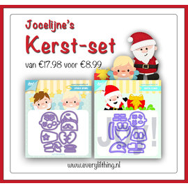 Joy!Crafts Jocelijne's Kerst Set