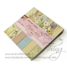 Joy!Crafts Papierblok Owl's field