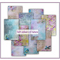 Joy!Crafts Papierset - Soft colours of nature