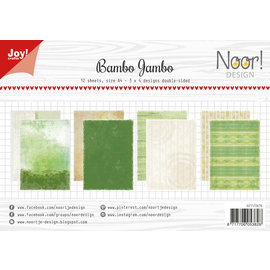 Joy!Crafts Papierset - Noor - Design Bambo Jambo