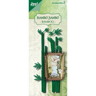 Joy!Crafts Stans-embosmal - Noor - Bamboe