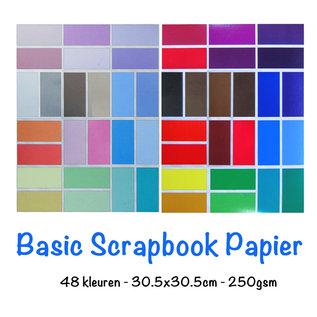 Joy!Crafts Basis Scrapbook Papier