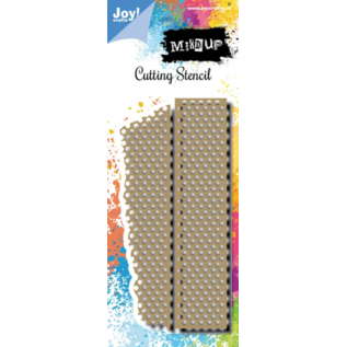 Joy!Crafts Stansmal - Noor - Mixed Up - Tape