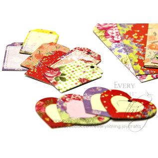 Joy!Crafts Fabric labels assorti