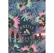 O'Neill A4 ruitjes schrift girls
