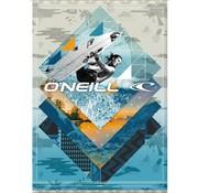 O'Neill A4 lijntjes schrift boy's - lichtblauw