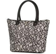 Supertrash Shopper leopard