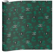 Franklin & Marshall Kaftpapier  green