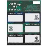 Franklin & Marshall Boy's etiketten - groen
