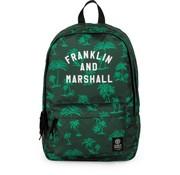 Franklin & Marshall Rugzak green - middel