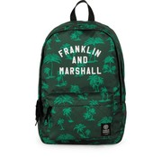 Franklin & Marshall Rugzak green