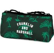 Franklin & Marshall Schooletui dubbel groen