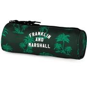 Franklin & Marshall Boy's rond etui - groen
