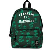 Franklin & Marshall Rugzak green - compact