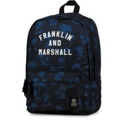 Franklin & Marshall Rugzak blue - middel