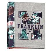 Franklin & Marshall Ringband 23r flower grey
