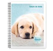 My Favourite friends Notitieboek A5 lijn hond