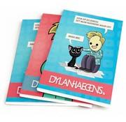 Dylan Haegens A5 schriften team