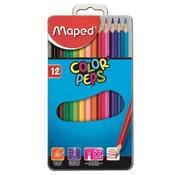 Maped Kleurpotloden  12st