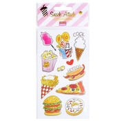 Blond Amsterdam Snack stickers
