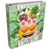 Emoji Girls Ringband 23r - tropic
