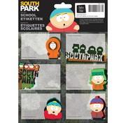 South Park Etiketten