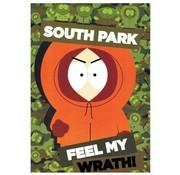 South Park A4 lijntjes schrift Kenny