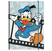 Donald Duck Elastomap A4