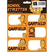 Garfield Boy's etiketten