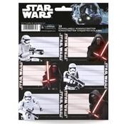Star Wars Etiketten