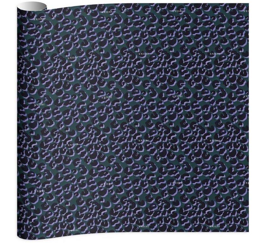 Kaftpapier paars